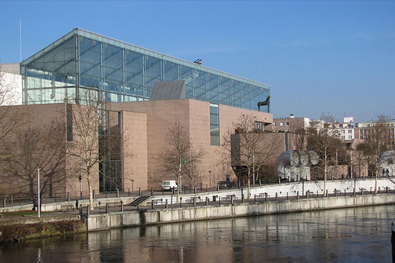 Museum of Modern and Contemporary Art à Strasbourg <small>40min / 40km</small>