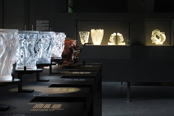 The Lalique Museum  at  Wingen sur Moder <small>75min / 62km</small>